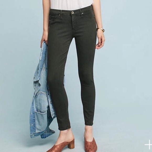 Ag Adriano Goldschmied Denim - AG Abbey Ankle Skinny Jeans